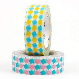 duo-masking-tape-carre-square-yellowpink
