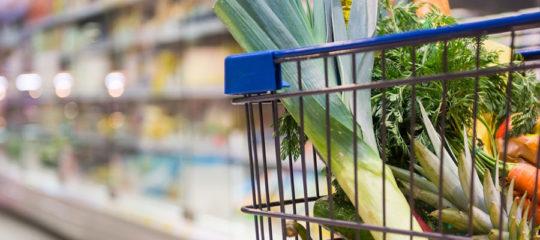 Faire ses courses au supermarché
