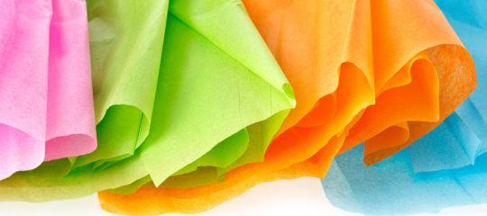 Papier de soie pas cher